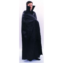 CAPE DRACULA LEATHER LIKE