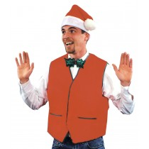 CHRISTMAS VEST LARGE ONLY