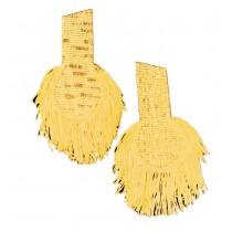 EPAULETTES GOLD PAIR