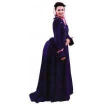 BUSTLE DRESS SIZE 10