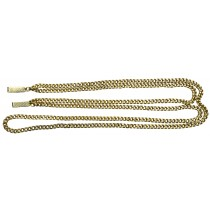 ZOOT SUIT CHAIN GOLD