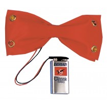 BOW TIE LIGHT UP 5 1/2in