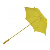 PARASOL NYLON YELLOW