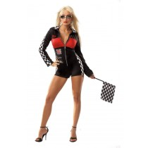 RACER GIRL SEXY ONE SIZE