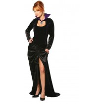BAT NOIR ADULT LARGE Sz 14-16
