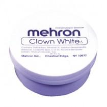 CLOWN WHITE 8 OZ