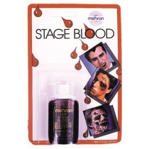 BLOOD STAGE CARDED
