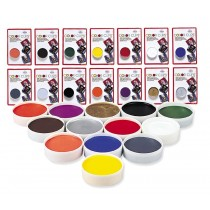 COLOR CUP CARDED BLACK