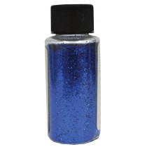 GLITTER MORRIS BLUE 7/8 OZ