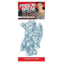 PRISON BREAK ENG FITZ PERCY