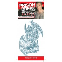 PRISON BREAK AVENGING DEVIL