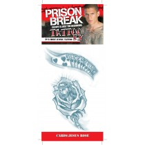 PRISON BREAK JESUS ROSE CARDS