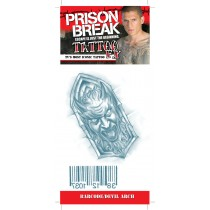 PRISON BREAK BARCODE DEVILARCH