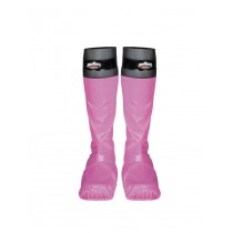POWER RANGER PINK BOOT COVERS