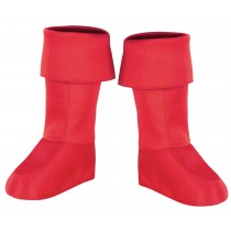 CAPT AMERICA BOOT COVERS CHILD