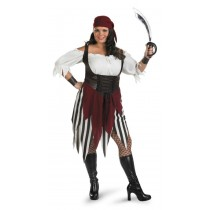 DECK HAND DARLING PIRATE 18-20