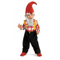 GARDEN GNOME TODDLER 12-18 MOS