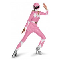 POWER RANGER PINK ADULT