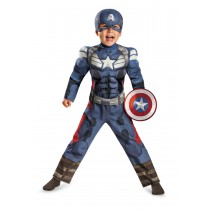 CAPT AMERICA 2 TOD MUSCLE  3T