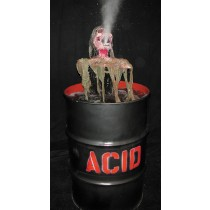 ACID SPITTER ANIMATED PROP