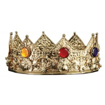 GOLD CROWN 8 INCH