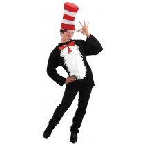 DR SEUSS CAT IN HAT SHIRT-HAT