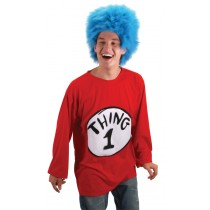 DR SEUSS THING 1 W WIG SM-MED