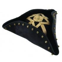 BLACKBEARD HAT SUPER DELUXE