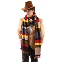 4TH DOCTOR DLX LONG SCARF 12FT