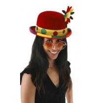 HAT CLOWN BOWLER