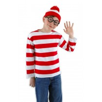 WHERE'S WALDO KIT YOUTH LG/XL