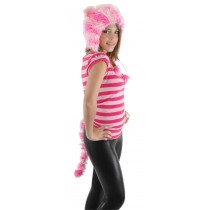 CHESHIRE CATARINA HAT & TAIL