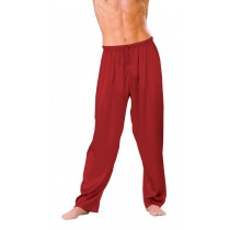 RED JAMA PANTS X LARGE