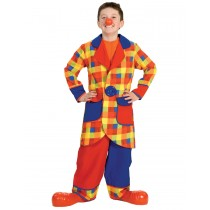 CLUBBERS THE CLOWN CHILD LARGE