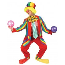 PADDY WHACK CLOWN ADULT