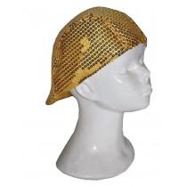 DISCO HAT GOLD