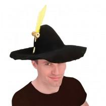 FELT HILL BILLY HAT