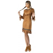 AMERICAN INDIAN WOMAN M/L
