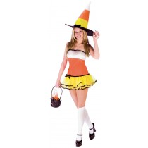CANDY CORN TREAT ADLT 10-14