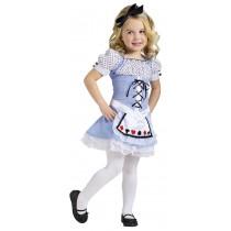 ALICE CHILD COSTUME 24M-2T