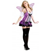 LILAC FAIRY ADULT MD 10-12