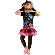 80'S POP PARTY CHLD TODD 3-4T