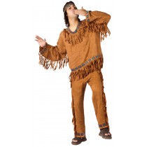 AMERICAN INDIAN MAN