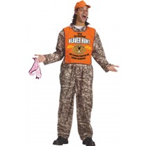 BEAVER HUNTER ADULT COSTUME
