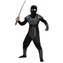 HAUNTED MIRROR NINJA CHILD LG