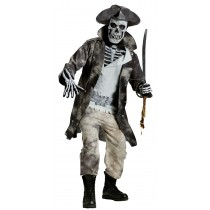 GHOST PIRATE ADULT