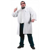 LAB COAT COSTUME PLUS SIZE
