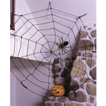 SPIDER WEB 9FT ROPE WHITE