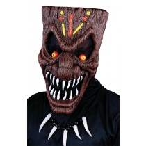 EVIL TIKI FACE MASK