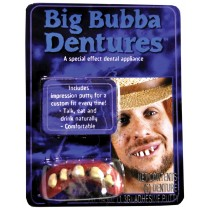 BIG BUBBA BUBBA TEETH